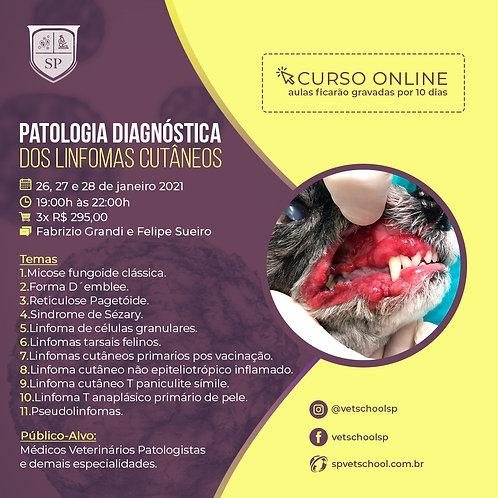 Curso Online - Patologia Diagnóstica dos Linfomas Cutâneos