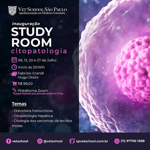 Study Room - Citopatologia