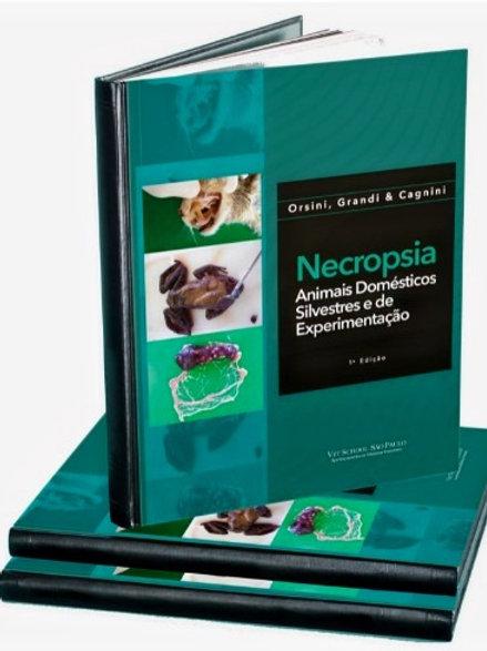 Necropsia de Animais Domésticos, Silvestres e de Experimentação