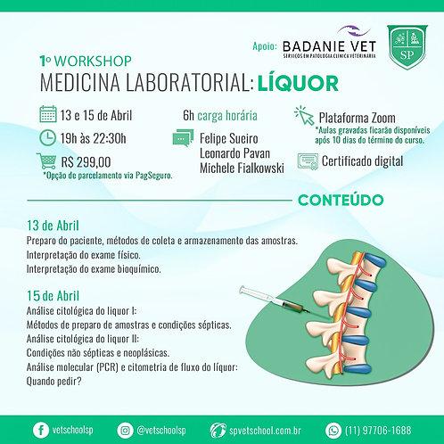 1º Workshop de Medicina Laboratorial - Líquor