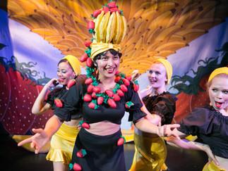 Gimme a Band, Gimme a Banana- The Carmen Miranda Story