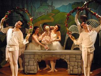 Sleeping Beauty- A Puppet Ballet