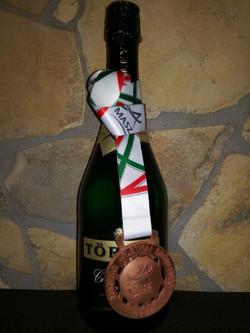 Országos Bajnokság bronzérem