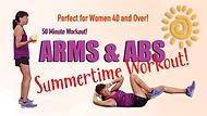 Final - Arms & Abs Workout - Women 40 an