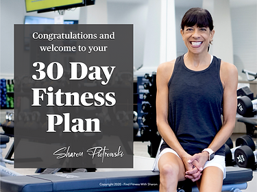 30 Day Fitness Plan