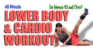 COVER 3 40 min lower body and cardio You