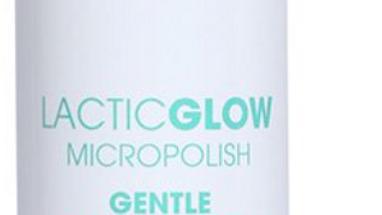 LacticGlow Micropolish Gentle Cleansing Gel