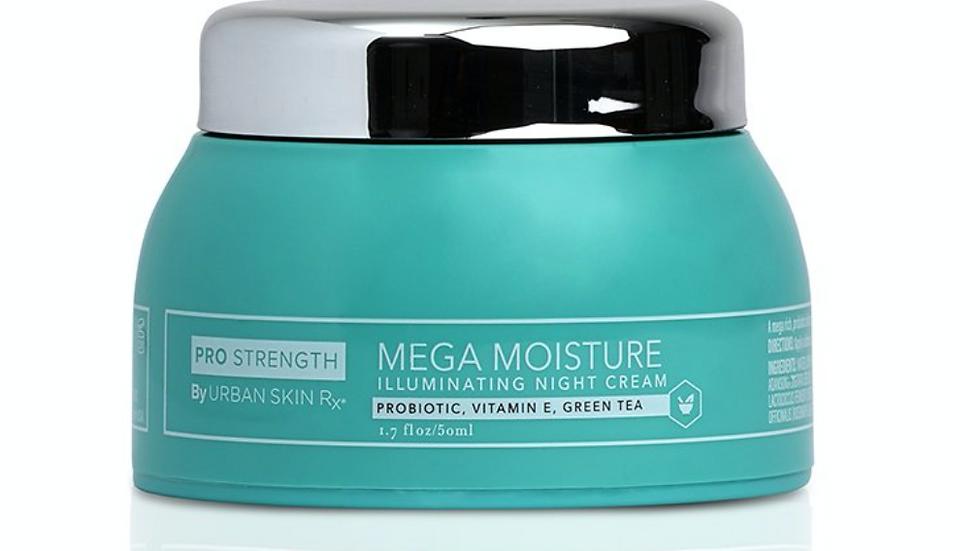 Mega Moisturise Illuminating Night Cream