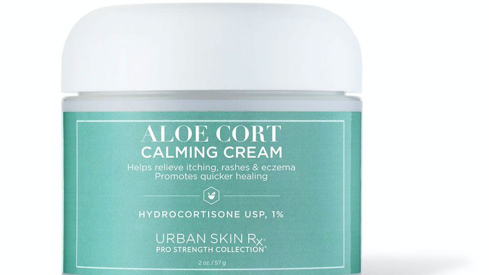 Aloe Cart Calming Cream