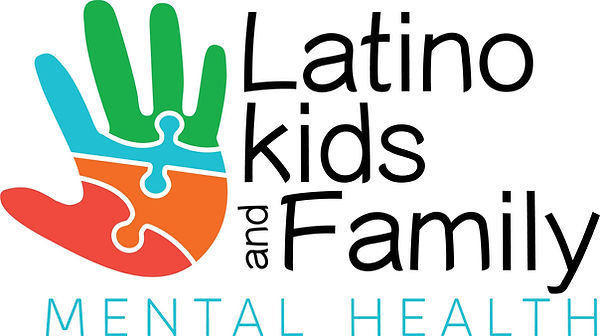 Logo Latino Kids and Family Mental Healt