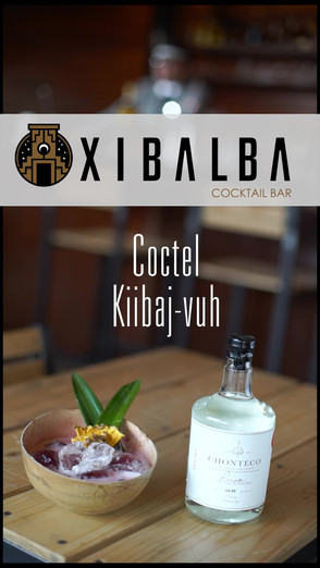 Historias para Instagram Xibalba Bar
