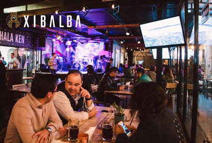 Xibalba Bar