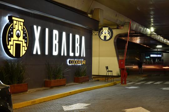 Contenidos para redes sociales Xibalba Bar