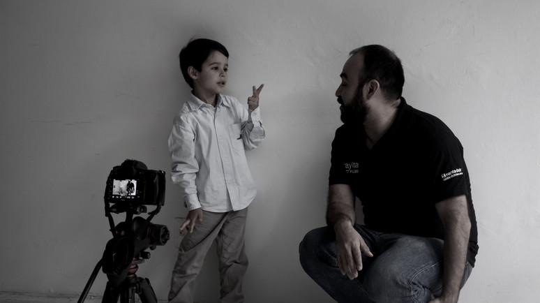 Casting video clip