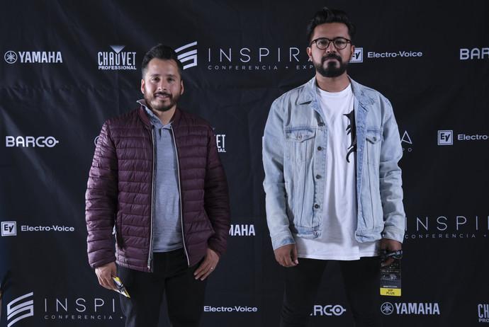 Sesión de fotos Expo Inspira
