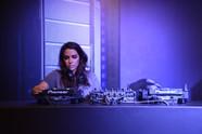 Mujer Dj en Soundcheck Xpo