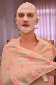 Maquillaje del Poltergeist