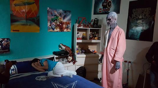 Poltergeist y Jason