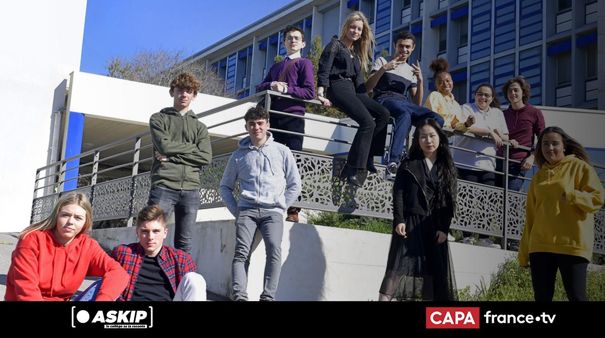 Askip © Capa Drama - France Télévisions