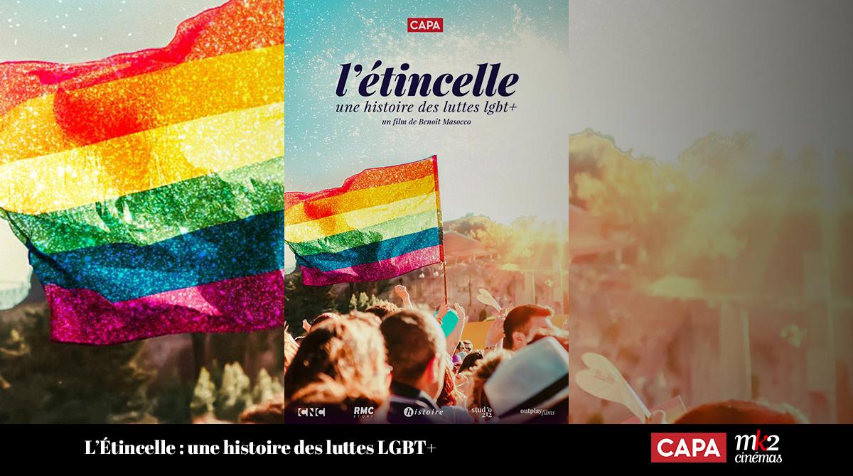 L'Étincelle © Capa - Sortie salle 2019 / Sortie DVD 2020