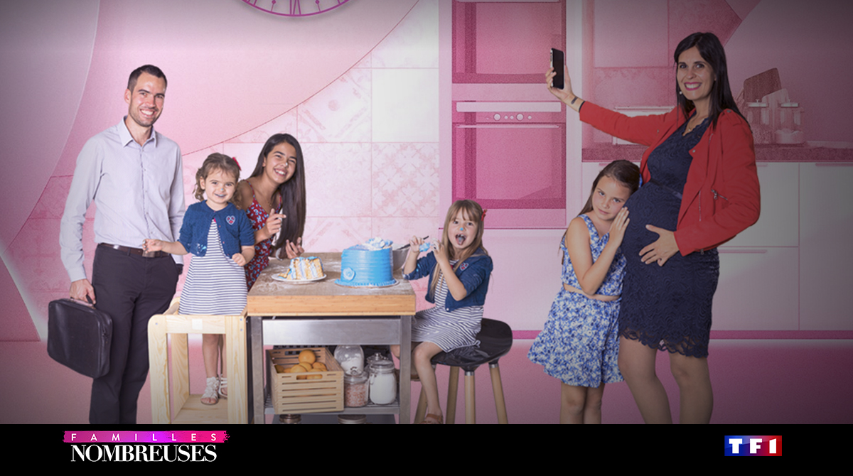 Familles Nombreuses © TF1