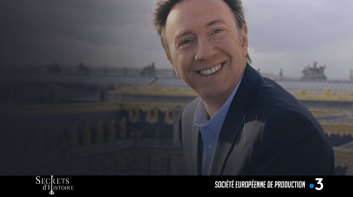 Secrêtes d'Histoire © SEP - France 2