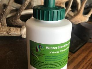 Winter Hoof Oil
