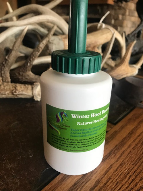 Winter Hoof Rescue