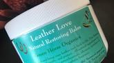 Leather Love Restoring Balm