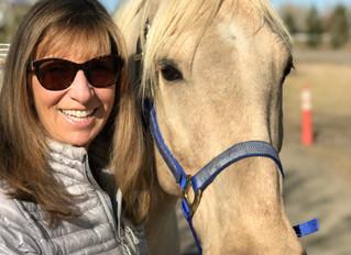 First Horse- Lifelong Dream Come True