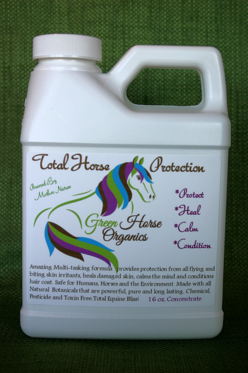 Total Horse Protection-16 oz  Conc  +Spray bottle