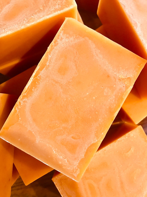 Pumpkin Pie- Organic Soap bar