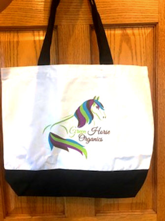 GHO Large Canvas Tote Bag