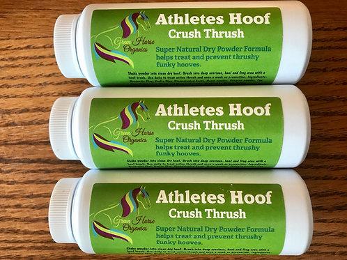 Athletes Hoof-Crush Thrush