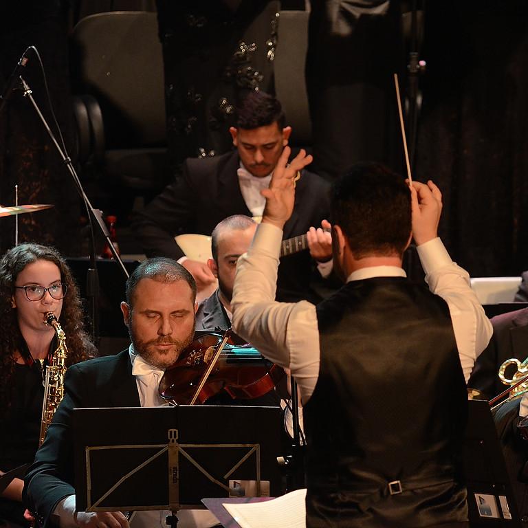 Ensaio da Orquestra Filarmônica PlayMusic