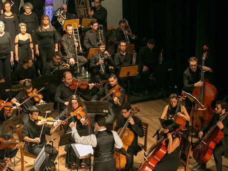 Concerto de inverno da Orquestra Filarmônica Simili