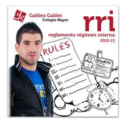 Catálogo reglamento Galileo