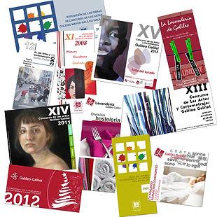 diseño grafico, diseño de catálogos, diseño de dípticos