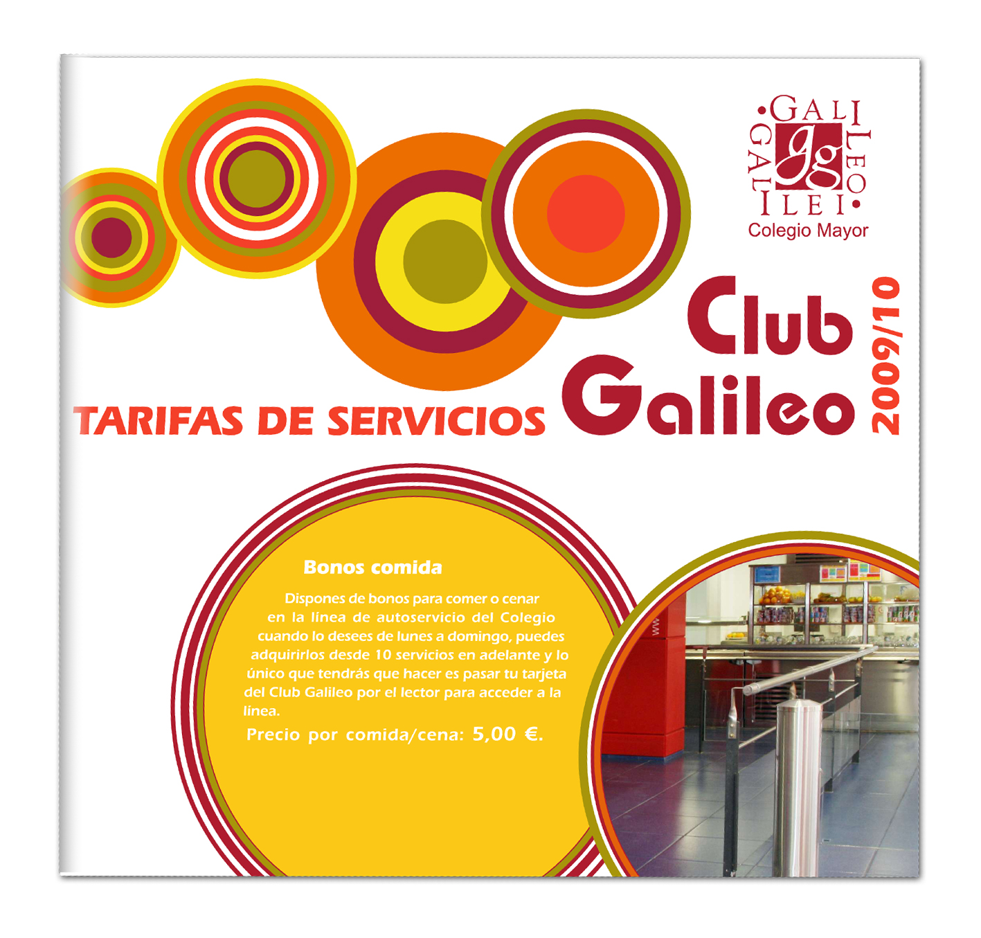 Díptico Club Galileo