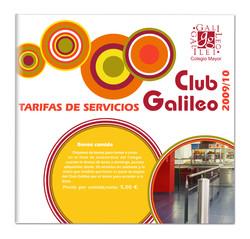 Díptico Club Galileo