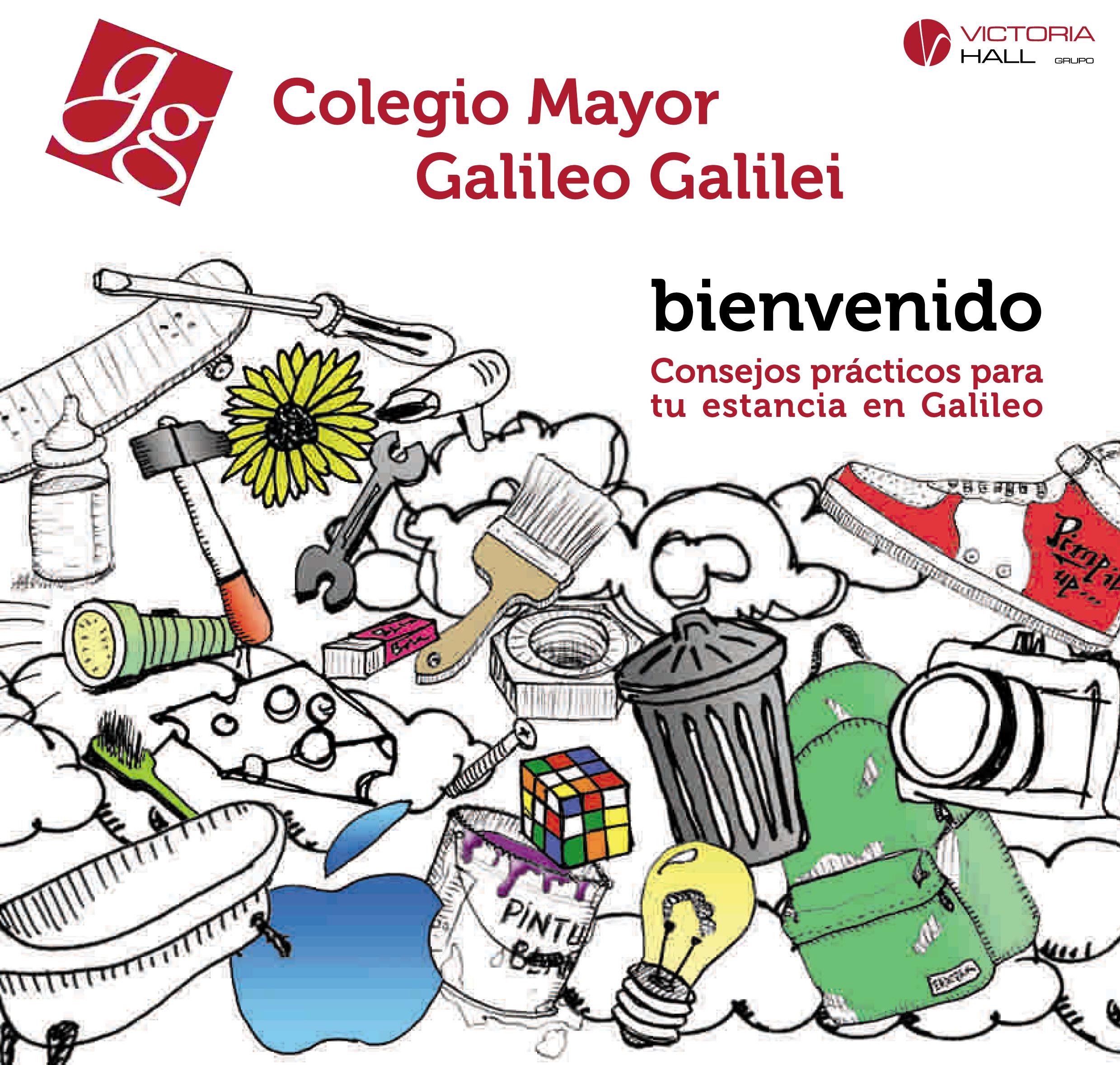 Catálogo Bienvenida Galileo Galilei