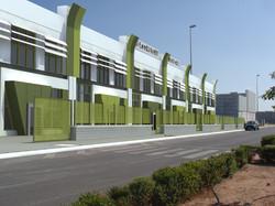 fachada verde pers