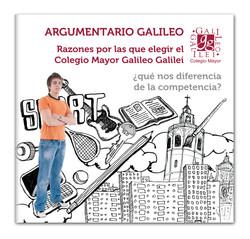 Diptico Argumentario Galileo Galilei