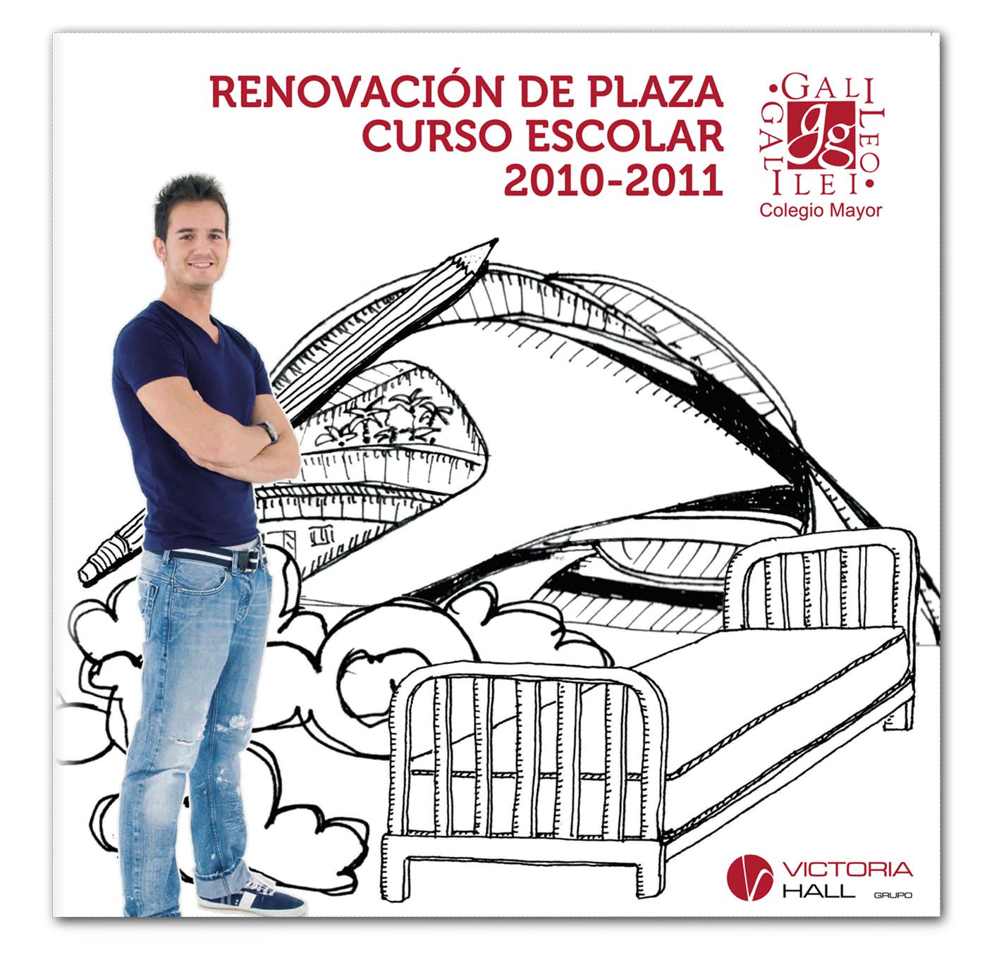 Tríptico Renovacion de plaza