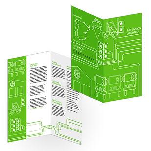 Diseño de catálogos, diseño de dipticos, diseño gráfico, valencia