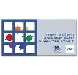 Díptico Concurso Artes Galileo