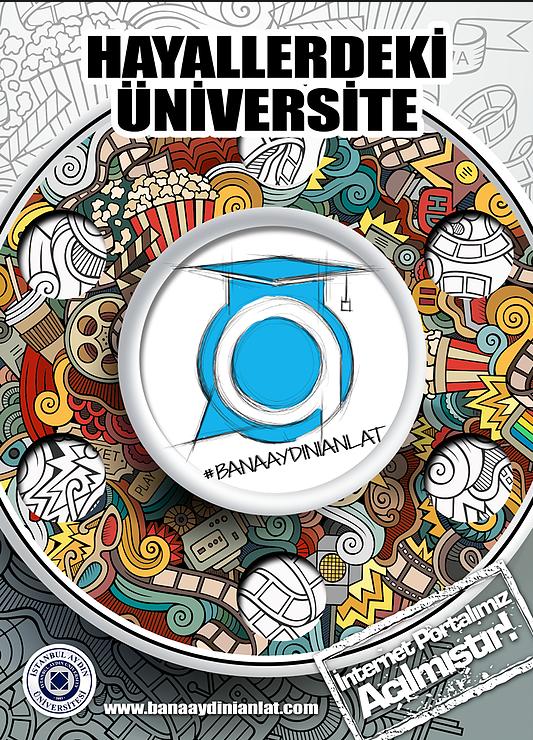 Aydın University - Poster Design