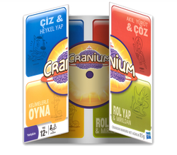 Cranium Press Kit Design
