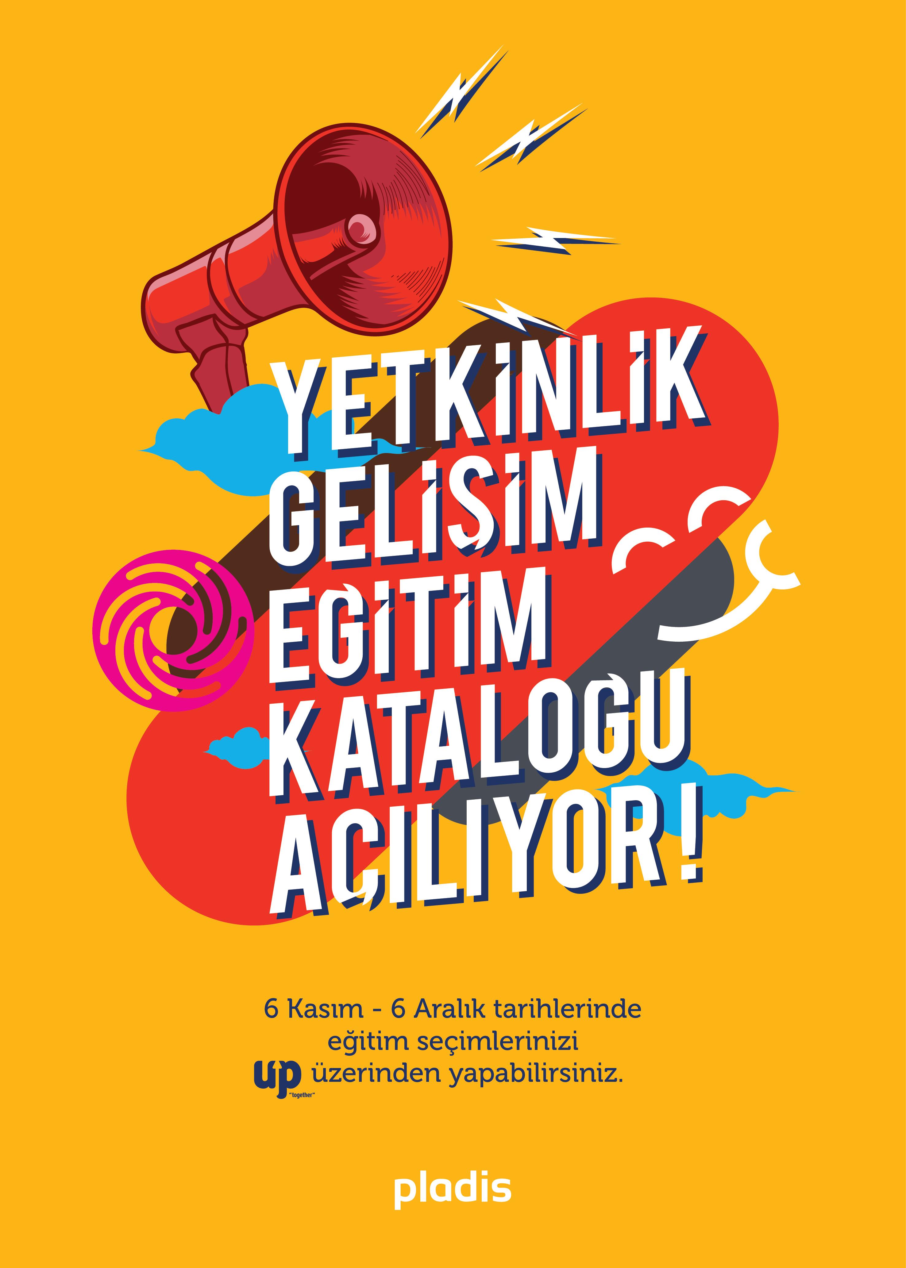 Pladis - Poster Design