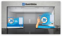 Demirdokum Store Design